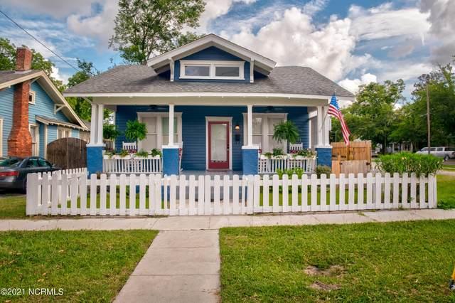 1617 Orange Street, Wilmington, NC 28401 (MLS #100280347) :: David Cummings Real Estate Team