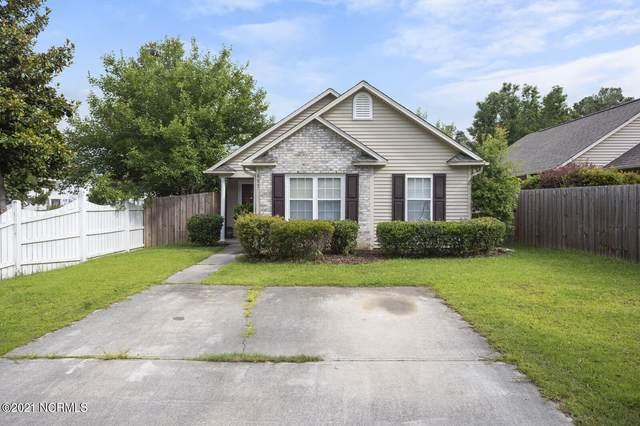 801 Grathwol Drive, Wilmington, NC 28405 (MLS #100280353) :: Courtney Carter Homes