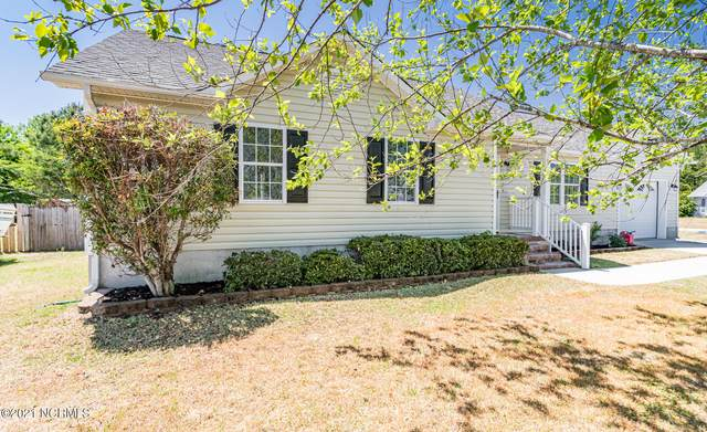 600 Bridle Court, Swansboro, NC 28584 (MLS #100280380) :: Frost Real Estate Team