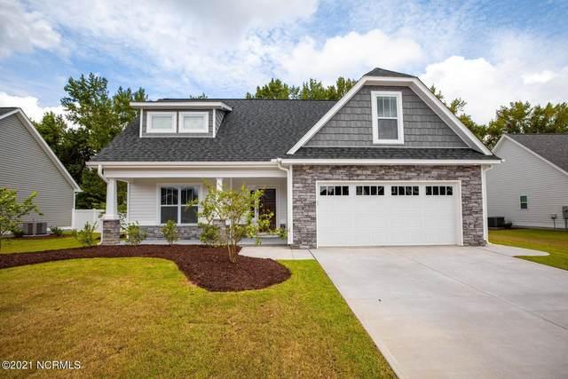 3832 East Baywood Lane, Greenville, NC 27834 (MLS #100280382) :: David Cummings Real Estate Team