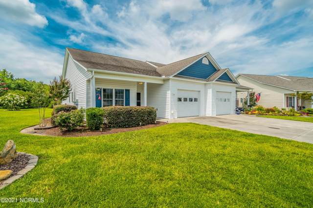 120 Palmetto Place Circle, Beaufort, NC 28516 (MLS #100280385) :: RE/MAX Essential