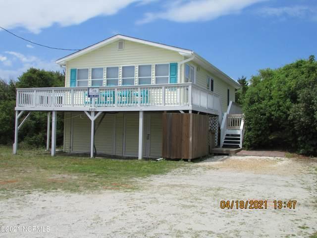 2203 S Shore Drive, Surf City, NC 28445 (MLS #100280439) :: Holland Shepard Group