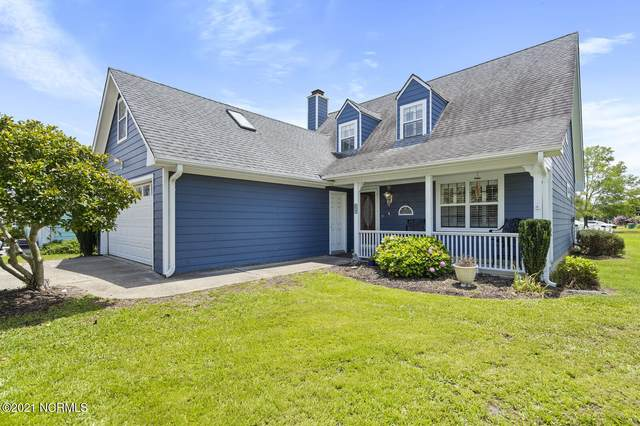 813 Ketch Court, Kure Beach, NC 28449 (MLS #100280489) :: Great Moves Realty