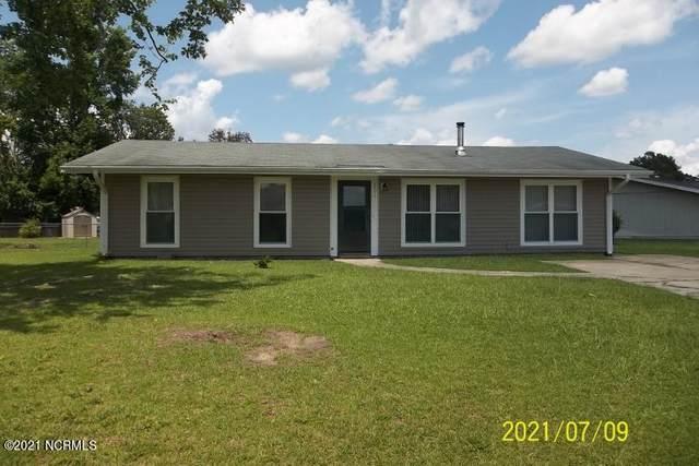 504 Shamrock Drive, Jacksonville, NC 28540 (MLS #100280533) :: Watermark Realty Group