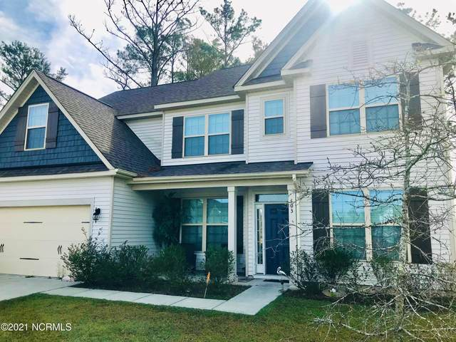 103 Park Place Drive, Swansboro, NC 28584 (MLS #100280548) :: Frost Real Estate Team
