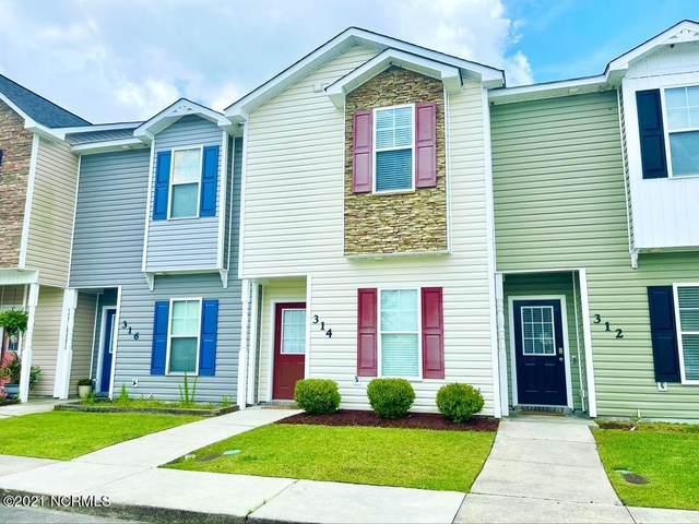 314 Glenhaven Lane, Jacksonville, NC 28546 (MLS #100280567) :: The Oceanaire Realty