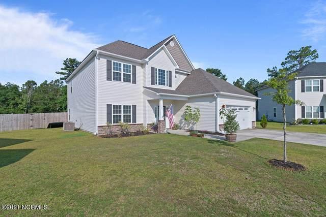 163 Cavalier Drive, Jacksonville, NC 28546 (MLS #100280570) :: Lynda Haraway Group Real Estate