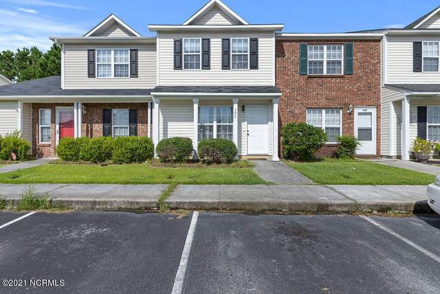 703 Timberlake Trail, Jacksonville, NC 28546 (MLS #100280571) :: Stancill Realty Group