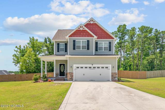 102 Sparrows Point Lane, Jacksonville, NC 28540 (MLS #100280588) :: The Oceanaire Realty