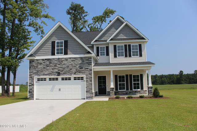 732 Megan Drive, Greenville, NC 27834 (MLS #100280596) :: Berkshire Hathaway HomeServices Prime Properties