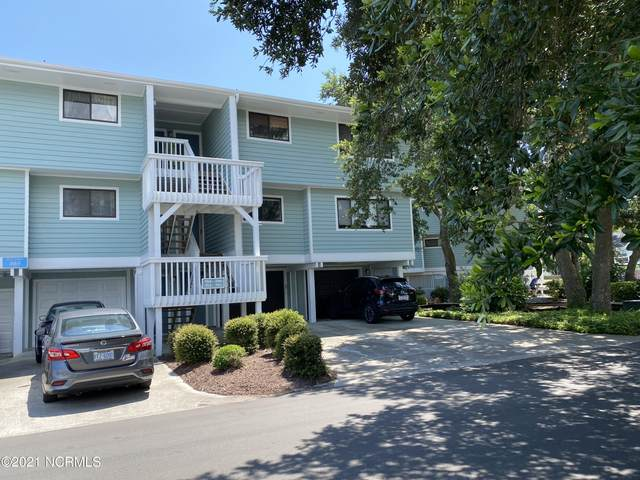 105 Teakwood Drive #703, Carolina Beach, NC 28428 (MLS #100280616) :: Carolina Elite Properties LHR