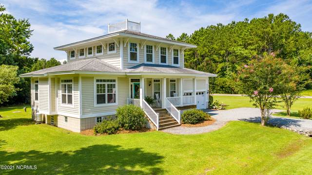 9200 Hart Drive, Oriental, NC 28571 (MLS #100280627) :: Stancill Realty Group