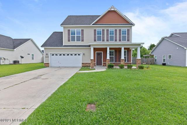 519 New Hanover Trail, Jacksonville, NC 28546 (MLS #100280690) :: Great Moves Realty