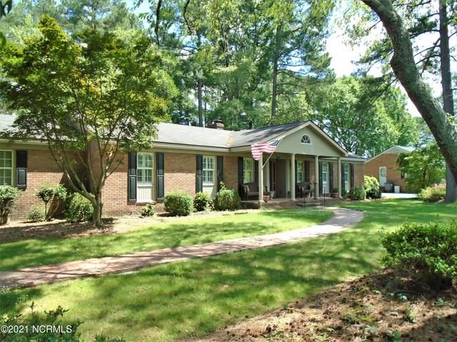 3624 Colonial Lane, Rocky Mount, NC 27804 (MLS #100280702) :: Watermark Realty Group