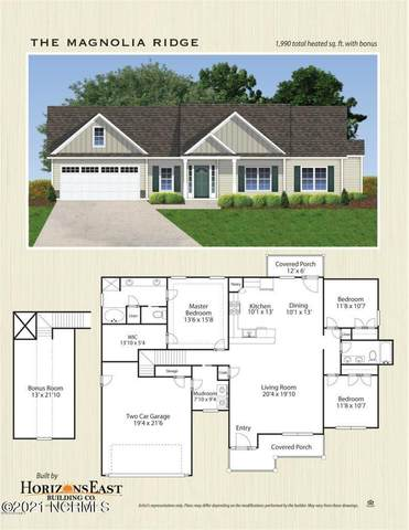 201 Pembury Way Lot #22, Richlands, NC 28574 (MLS #100280715) :: CENTURY 21 Sweyer & Associates