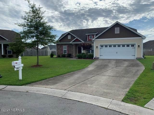 406 Cabernet Court, Jacksonville, NC 28546 (MLS #100280723) :: Lynda Haraway Group Real Estate