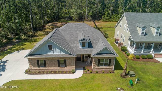 537 N Shore Drive, Sneads Ferry, NC 28460 (MLS #100280773) :: The Tingen Team- Berkshire Hathaway HomeServices Prime Properties