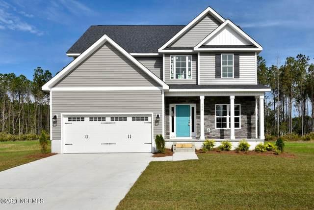 134 Peletier Shores Drive, Peletier, NC 28584 (MLS #100280792) :: Lynda Haraway Group Real Estate