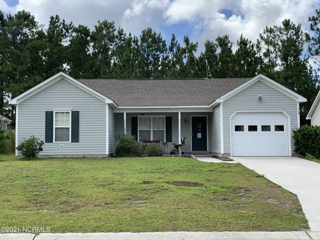 114 Belvedere Drive, Holly Ridge, NC 28445 (MLS #100280796) :: Great Moves Realty