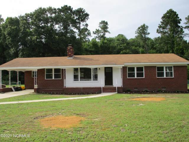 12220 Evergreen Lane, Laurinburg, NC 28352 (MLS #100280806) :: RE/MAX Essential