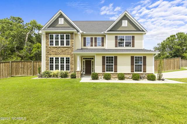 111 Creek End Court, Swansboro, NC 28584 (MLS #100280840) :: Berkshire Hathaway HomeServices Prime Properties