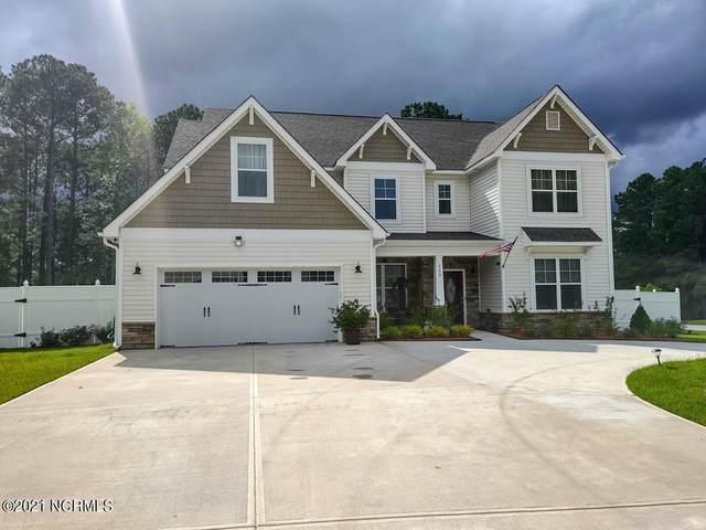 200 Brittany Lane, Stella, NC 28582 (MLS #100280852) :: Holland Shepard Group