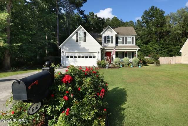 616 Walnut Drive, Jacksonville, NC 28540 (MLS #100280876) :: Courtney Carter Homes