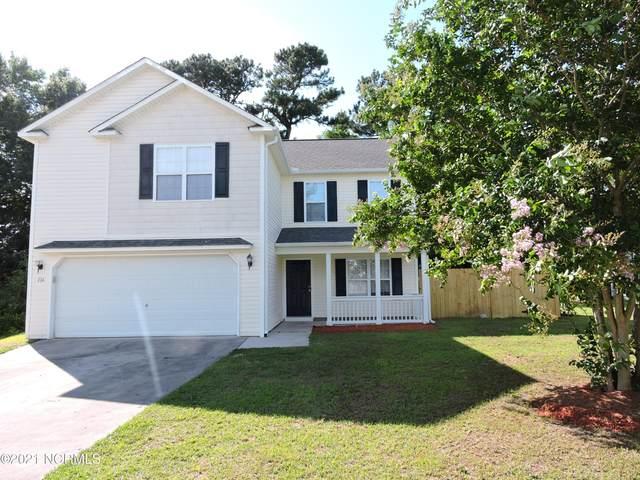 116 Tanbark Drive, Jacksonville, NC 28546 (MLS #100280912) :: Berkshire Hathaway HomeServices Prime Properties