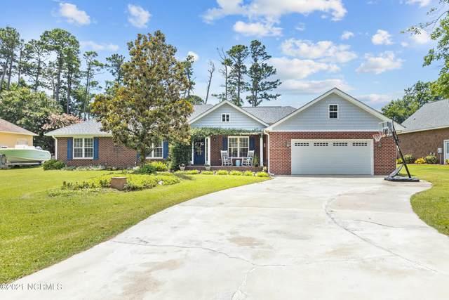 1609 Sanderling Drive, Morehead City, NC 28557 (MLS #100280915) :: Watermark Realty Group