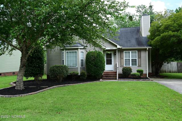 1605 Cedar Lane, Greenville, NC 27858 (MLS #100280924) :: Stancill Realty Group
