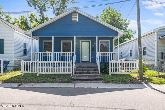 114 Jasmine Street, Wilmington, NC 28401 (MLS #100280934) :: David Cummings Real Estate Team
