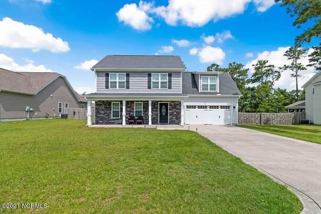 783 Jim Grant Avenue, Sneads Ferry, NC 28460 (MLS #100280935) :: Watermark Realty Group