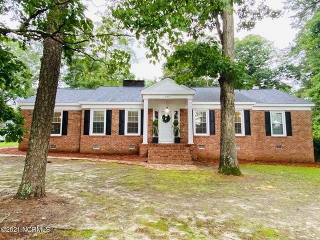 606 Peterson Street, Clinton, NC 28328 (MLS #100280951) :: CENTURY 21 Sweyer & Associates