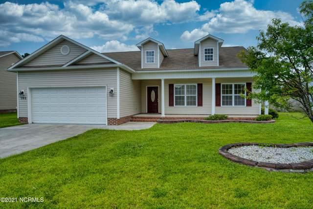 102 Borough Nest Drive, Swansboro, NC 28584 (MLS #100280954) :: Courtney Carter Homes