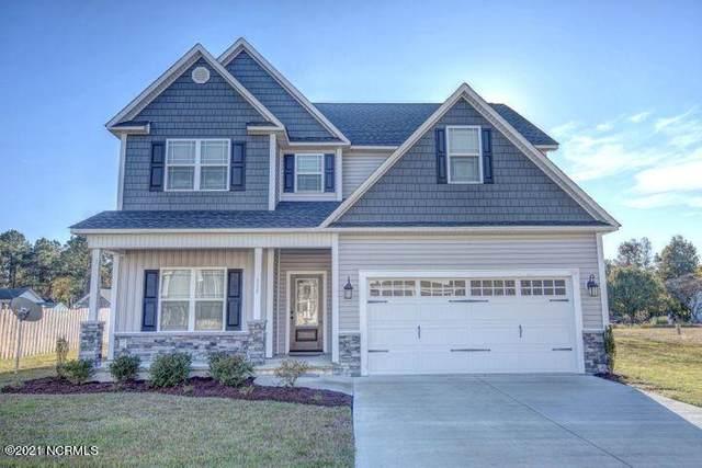 111 Ransom Drive, Hampstead, NC 28443 (MLS #100280971) :: Watermark Realty Group