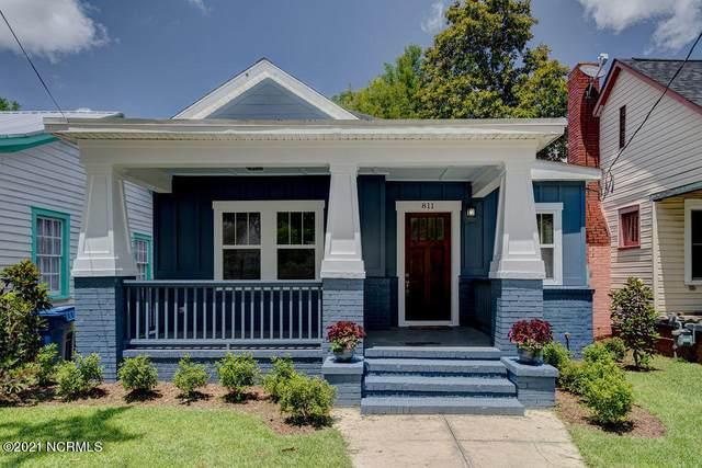 811 Chestnut Street, Wilmington, NC 28401 (MLS #100280972) :: David Cummings Real Estate Team
