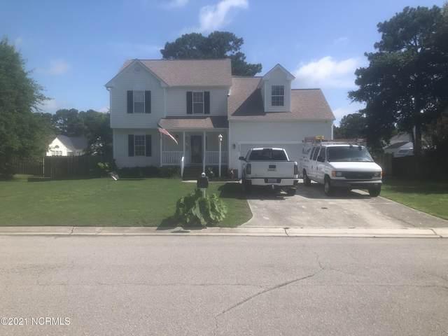 4823 Woods Edge Road, Wilmington, NC 28409 (MLS #100280987) :: CENTURY 21 Sweyer & Associates