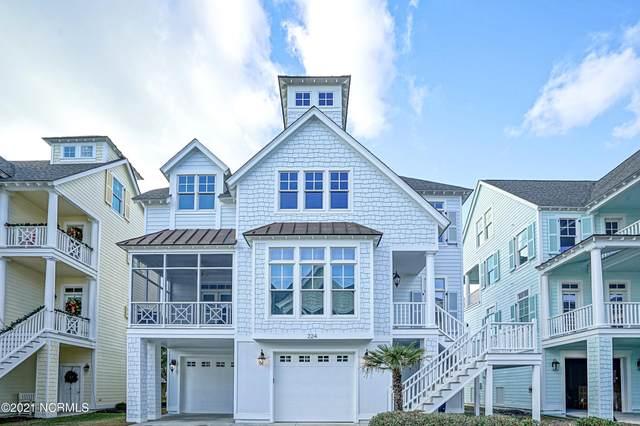 224 Sound Side Drive, Atlantic Beach, NC 28512 (MLS #100280994) :: Watermark Realty Group