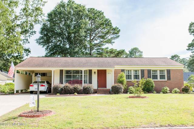 413 E Griffin Street, Nashville, NC 27856 (MLS #100281020) :: The Oceanaire Realty