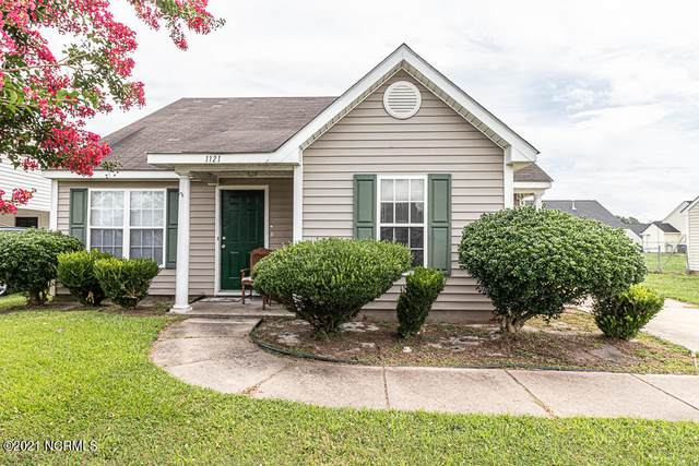 1121 Centipede Drive, Rocky Mount, NC 27801 (MLS #100281033) :: Vance Young and Associates