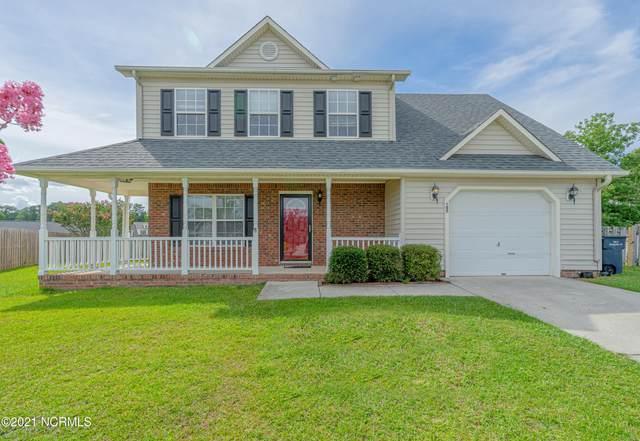 107 Fieldgate Drive, Jacksonville, NC 28546 (MLS #100281083) :: Frost Real Estate Team