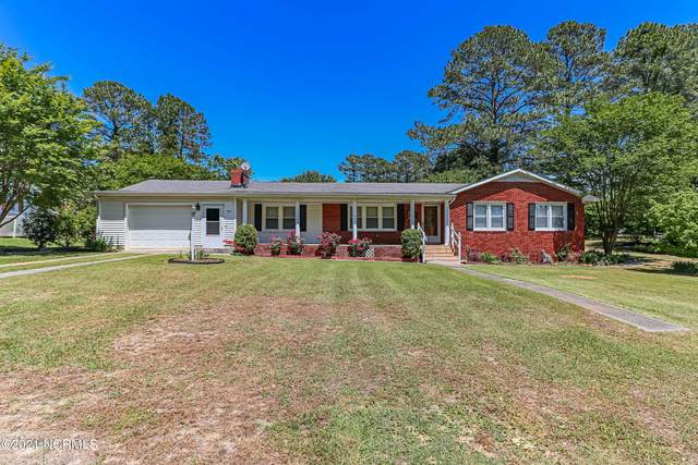 904 Evergreen Street, Snow Hill, NC 28580 (MLS #100281085) :: Watermark Realty Group