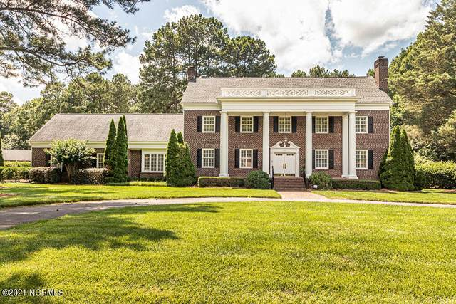 345 Old Coach Road, Rocky Mount, NC 27804 (MLS #100281094) :: Holland Shepard Group
