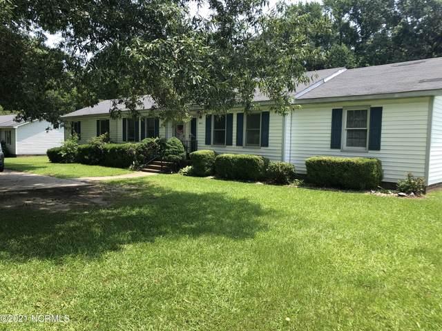 487 Huntingridge Road #A&B, Greenville, NC 27834 (MLS #100281098) :: Vance Young and Associates