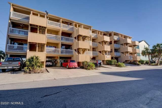 1600 Canal Drive A19, Carolina Beach, NC 28428 (MLS #100281108) :: Holland Shepard Group
