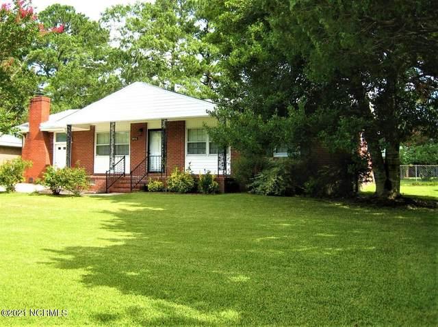 106 Estate Drive, Jacksonville, NC 28540 (MLS #100281112) :: Courtney Carter Homes