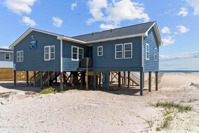 719 W Beach Drive, Oak Island, NC 28465 (MLS #100281123) :: The Tingen Team- Berkshire Hathaway HomeServices Prime Properties