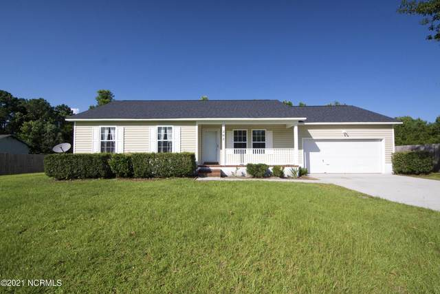 202 America Court, Jacksonville, NC 28540 (MLS #100281127) :: The Oceanaire Realty