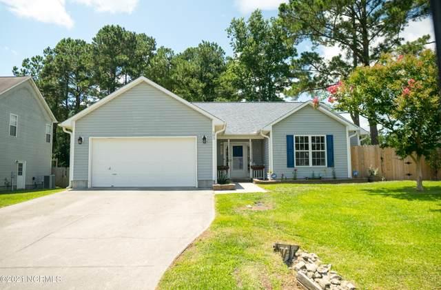 102 Bennie Court, Jacksonville, NC 28540 (MLS #100281191) :: Courtney Carter Homes