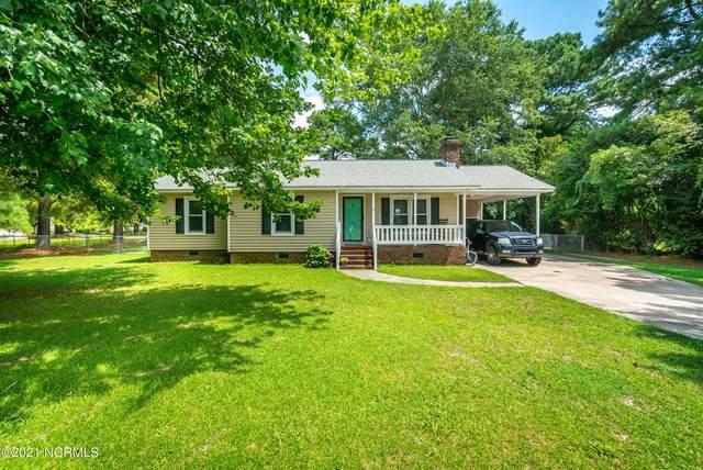 2221 Meadowglenn Road, Greenville, NC 27858 (MLS #100281211) :: Lynda Haraway Group Real Estate